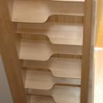 mlynářské schody detail