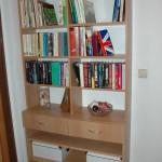 nástavec knihovna