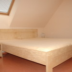 postel - dvoulůžko