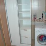 koupelnová skříň vnitřní členění